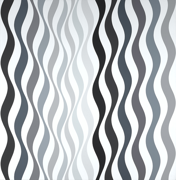 Bridget Riley, English (b. 1931). <em>Arrest 2</em>, 1965.