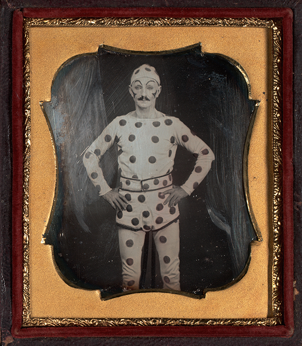 Unknown maker, American. <em>Clown</em>, ca. 1850-1855.