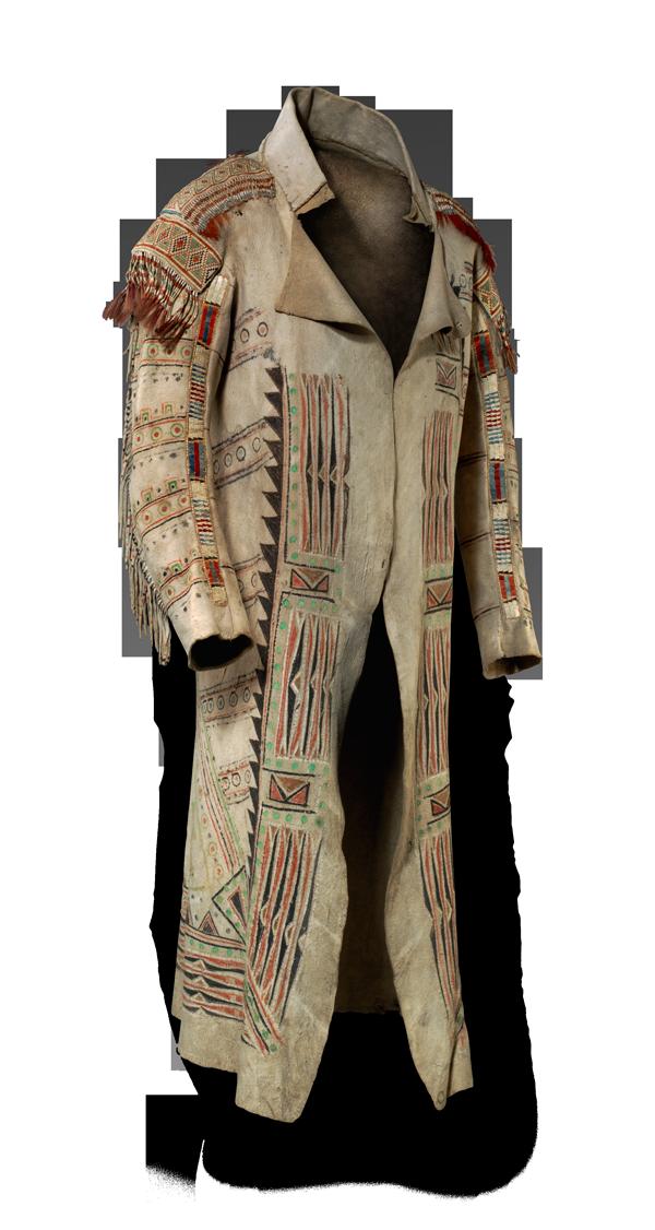<em>Coat</em>, Ojibwa, Ontario, Canada, ca. 1789.