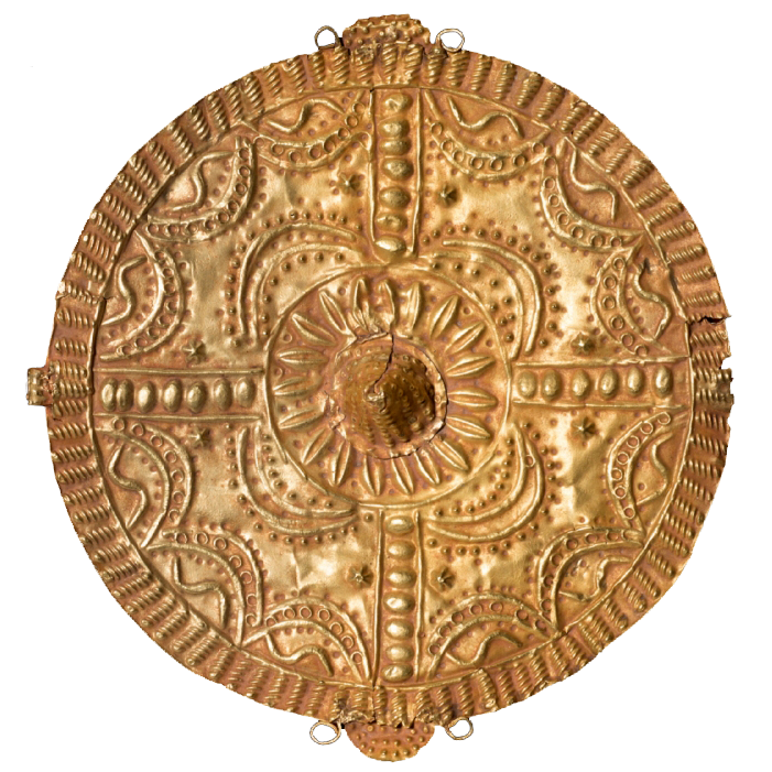 <em>Soul washer's badge</em>, Ghana, 19th century.