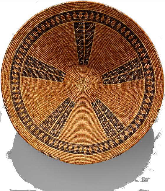<em>Basket</em>, ca. 1820.