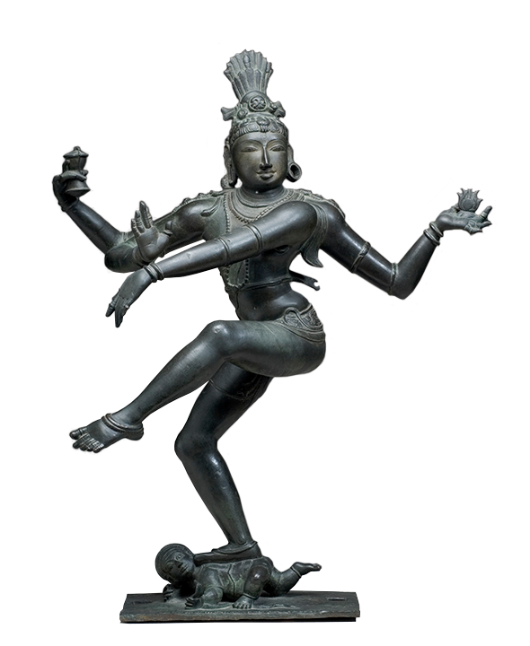 <em>Shiva Nataraja</em>, Indian, Tamil Nadu, 13th century, Chola period (ca. 890-1279).