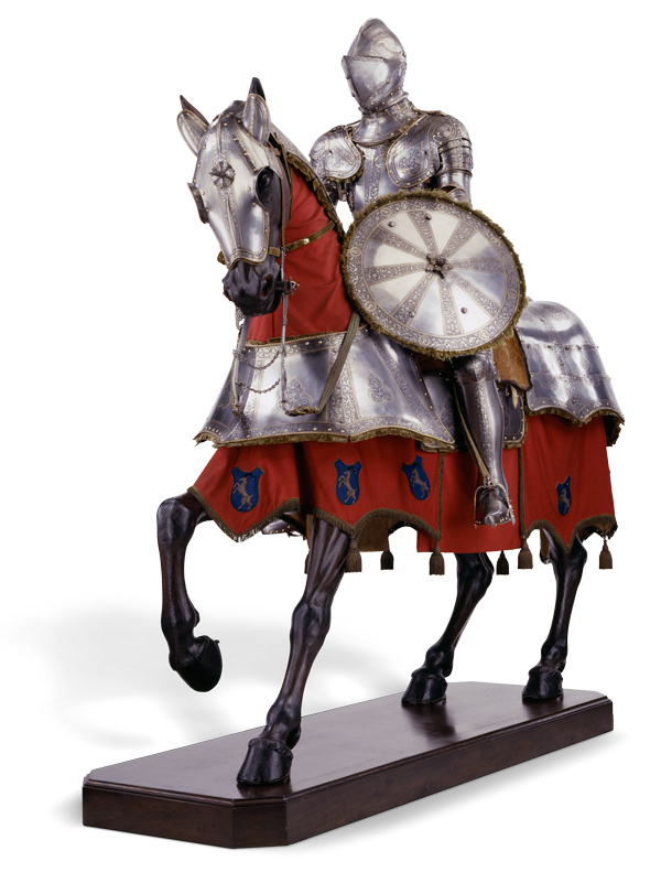 <em>Armor for Man and Horse</em>, Italy (Milan), ca. 1565.