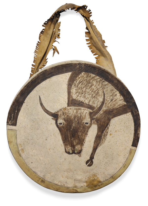 <em>Shield</em>, ca. 1850.