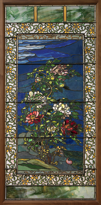 John La Farge, American (1835-1910). <em>Peonies Blowing in the Wind</em>, 1889.