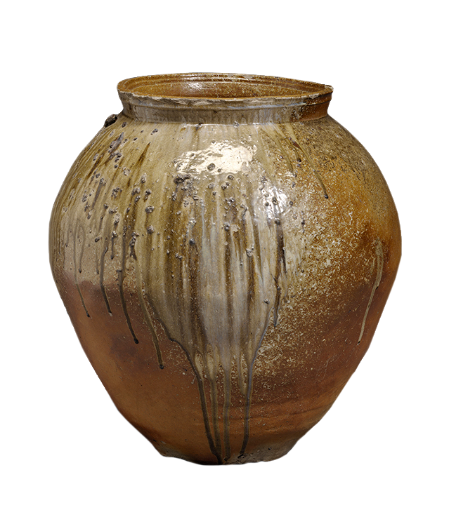 Manufacturer: Echizen Kiln, Japanese (14th-16th century). <em>Water Jar</em>, 16th century.
