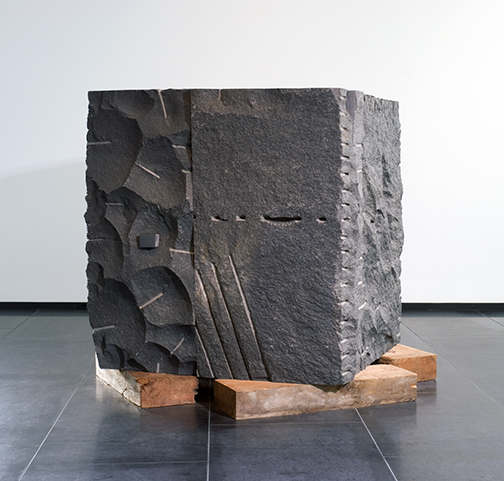 Isamu Noguchi, American (1904-1988). <em>Ends</em>, 1985.