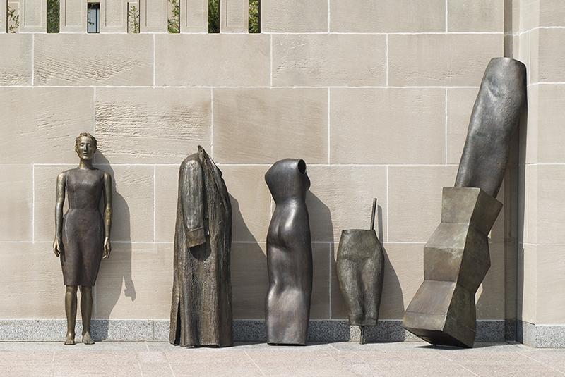 Judith Shea, American (b. 1948). <em>Storage</em>, 1999.