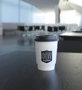 Quay Coffee cup