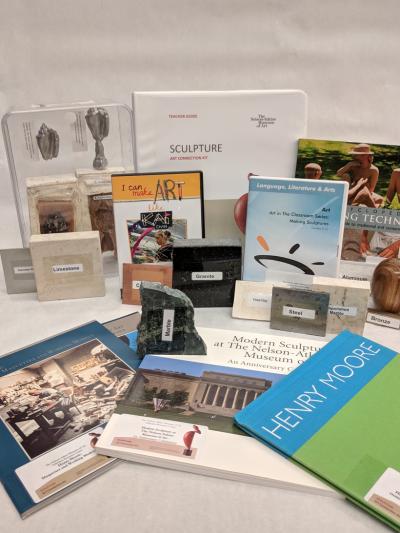 Materials for sculpture kit