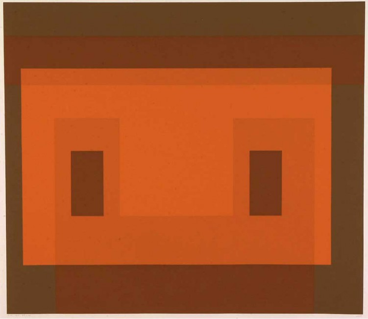 Variant MM by Josef Albers