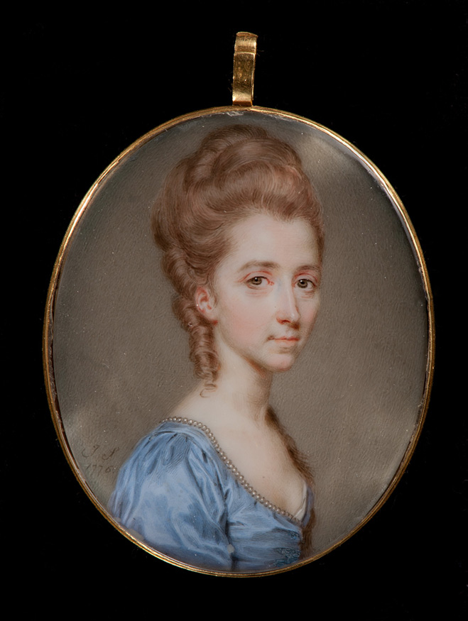 John Smart, Portrait of a Lady