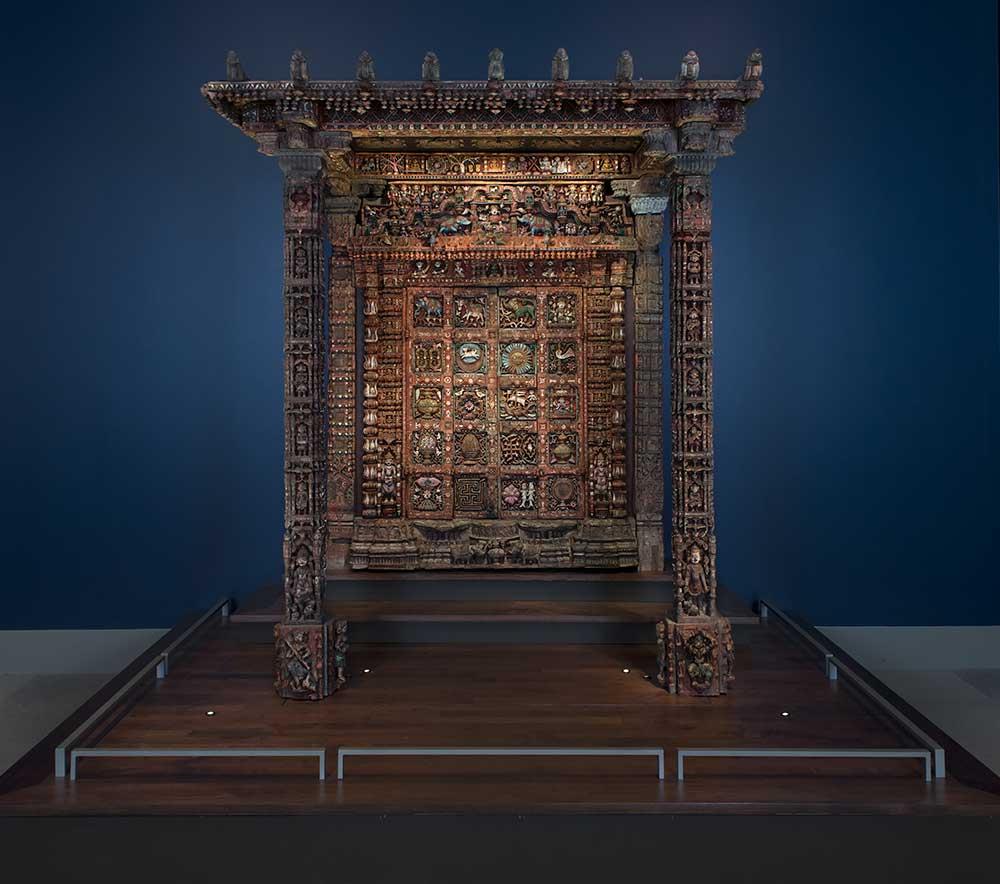 Jain Shrine