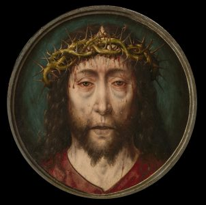 Albrecht Bouts, Christ Crowned with Thorns