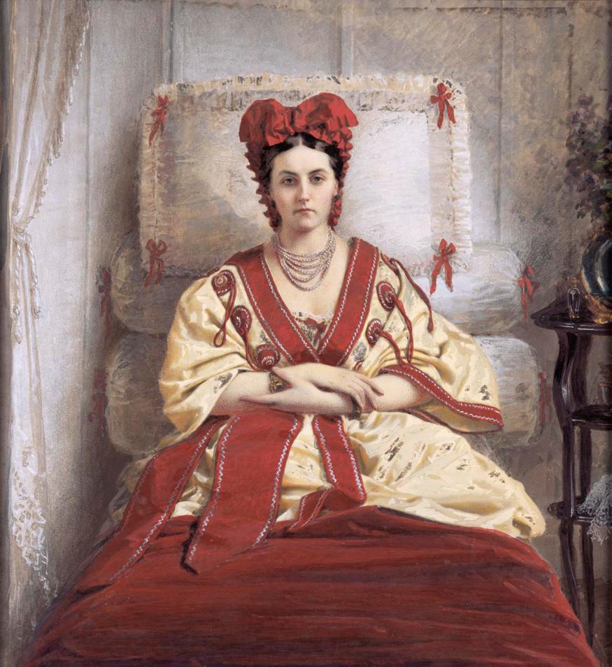 The Countesse de Castiglione, Pierre Louis Pierson