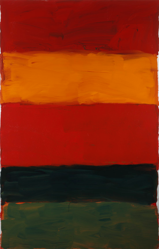 Landline Tappan by Sean Scully