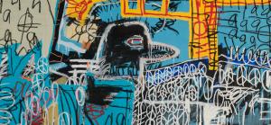 Bird on Money Jean-Michel Basquiat