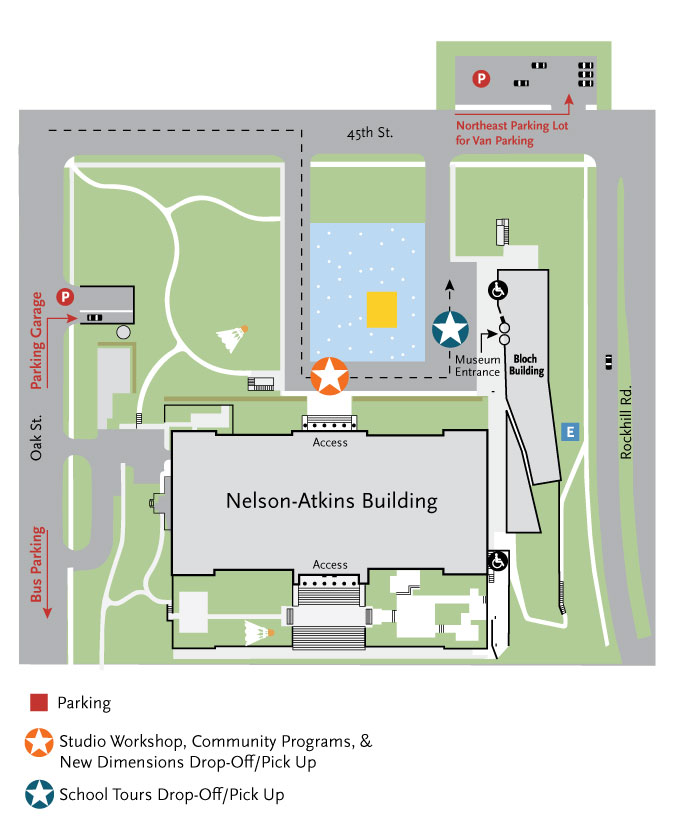School Visitor Guidelines Nelson Atkins