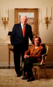 Henry and Marion Bloch