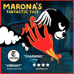 Marona's Fantastic Tale