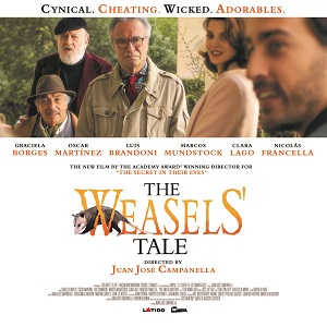 The Weasels Tale