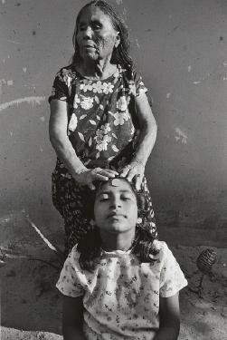 Healing, Juchitán, Oaxaca, 1988