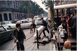 Paris, Fallen Man, 1967