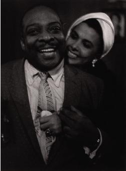 Basie and Lena, New York, 1957