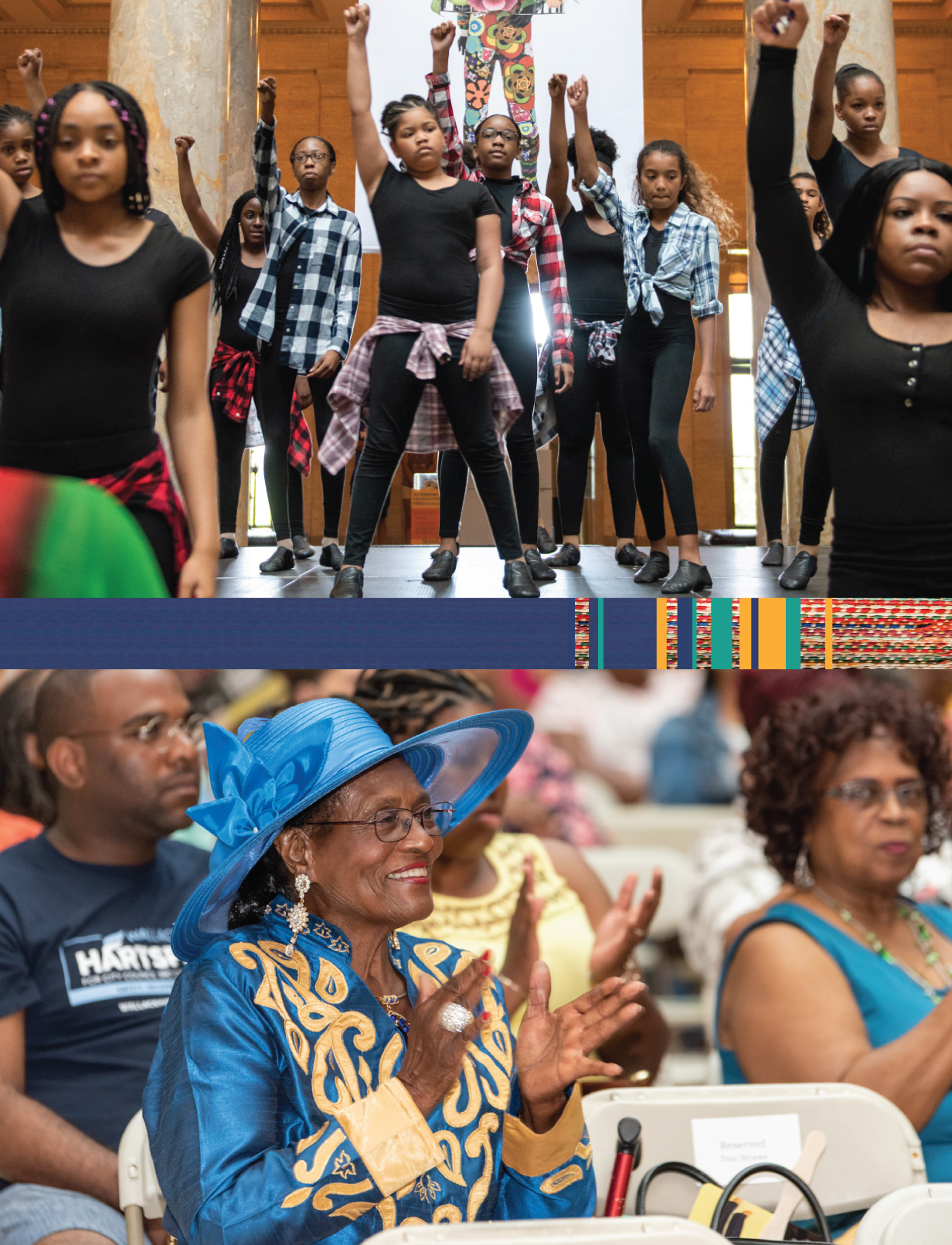Juneteenth festival images from 2019